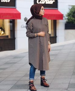 Chic tunic outfit style ideas