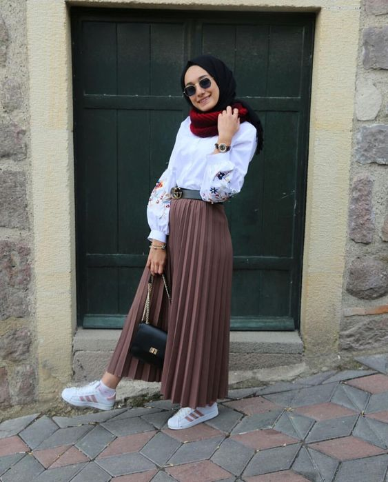 Skirt For Hijab