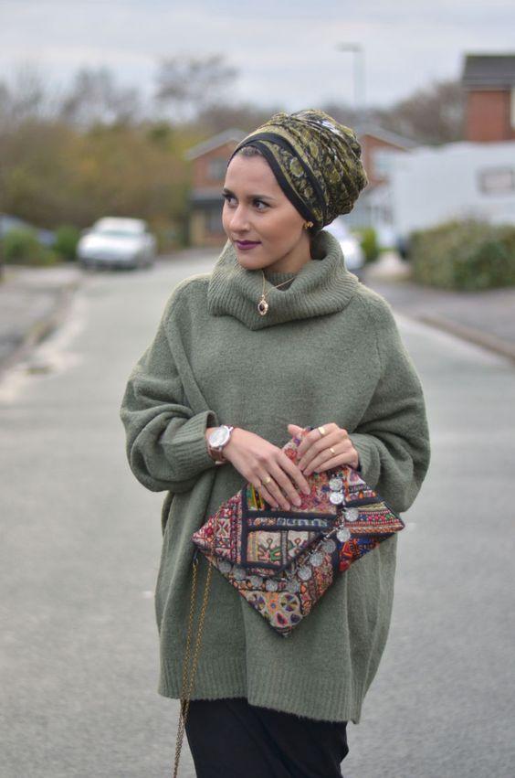 hijab turban