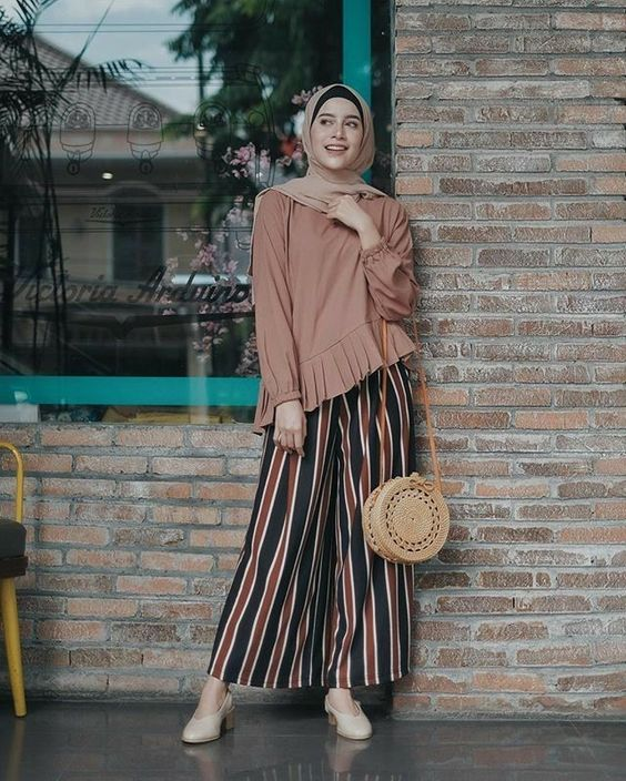 nude hijab color