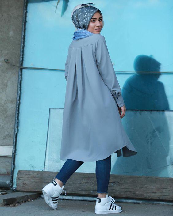 tunic hijab