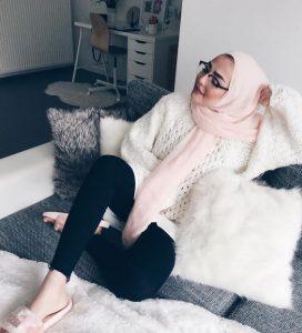 via @sauf.etc hijab style