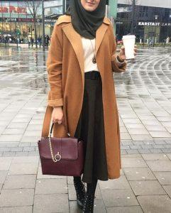 Coat Hijab