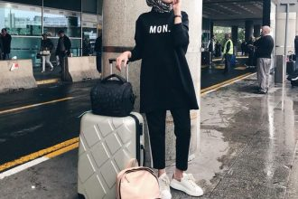 Hijab Airport Outfit Ideas