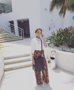 How to Style Hijab With Boho Looks