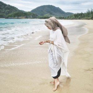 beach style ideas with dress