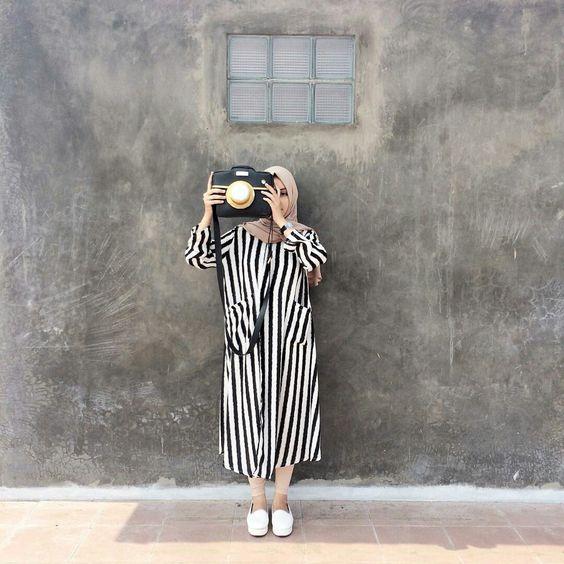 daily hijab style