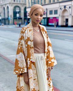 hijab kimono