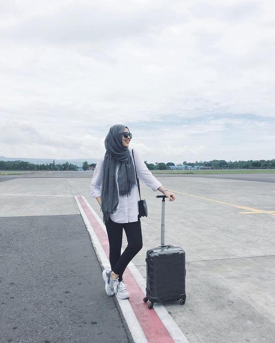 hijab travelling