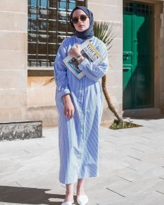 2019 Spring Hijab Outfit Ideas That Anyone Can follow