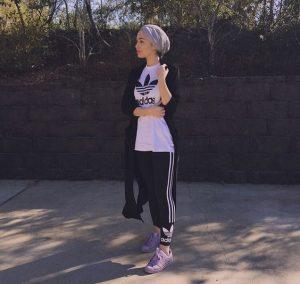 Hijab + Athleisure