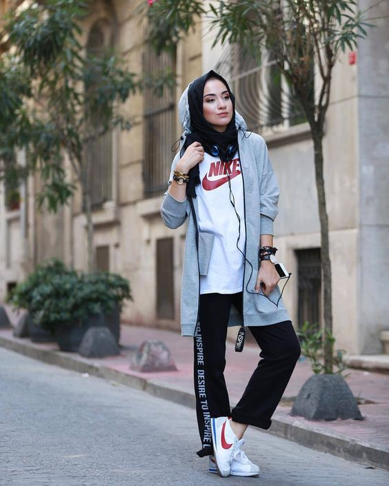 Hijab Sporty Looks Ideas You Need To Follow