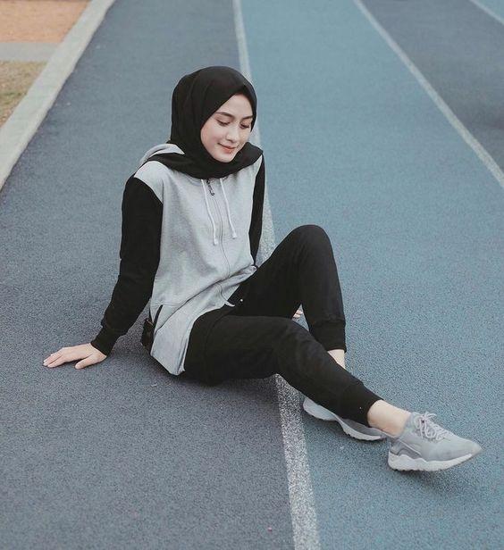 hijab casual looks