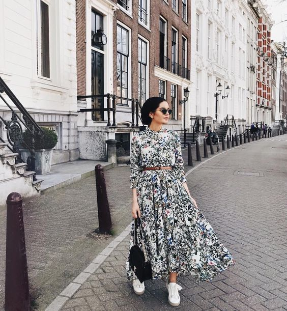 via hijab style 2019