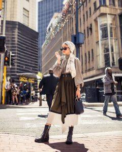 via spring hijab trend