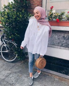 Blouse For Hijab Outfit
