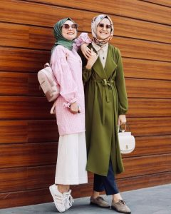 Friendship Goal Hijab Style