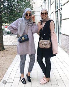 daily hijab wear