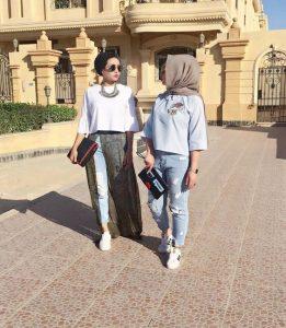 hijab friendship dresscode