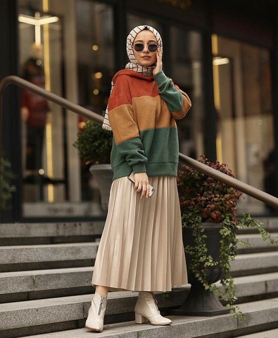 hijab outfit style