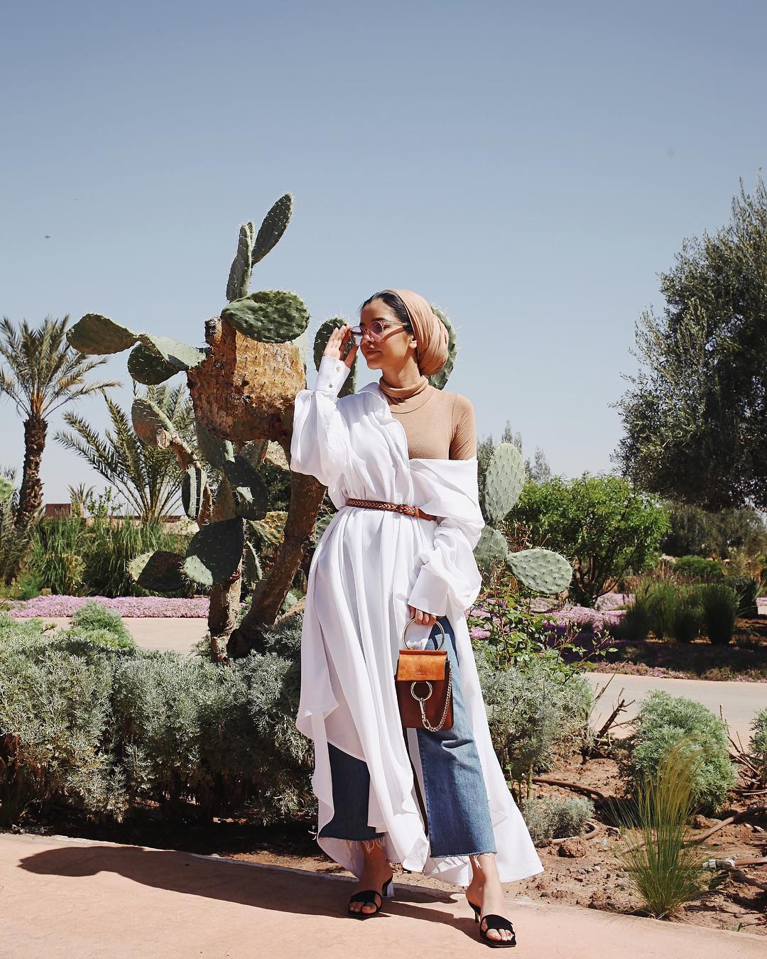 1f9d1fb802d8 Summer Hijab Outfit Ideas That Are Totally Comfy for Warmer Weather ...