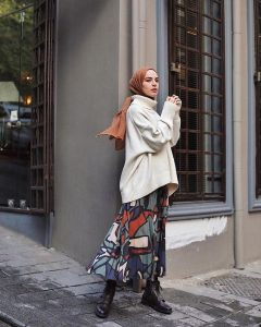 Chic Hijab Outfit Ideas