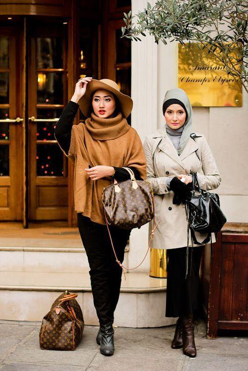 Hijab Street Style Looks