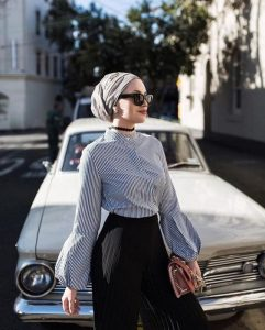 Outfits To Wear With Hijab