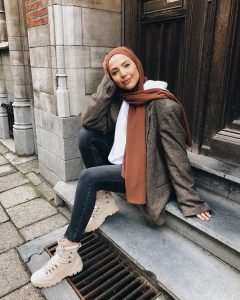 Sauf.Etc hijab style