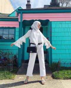 Summer Hijab Outfit @notsobasik