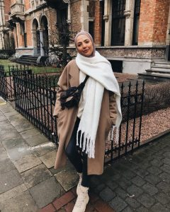 Winter Hijab Outfit