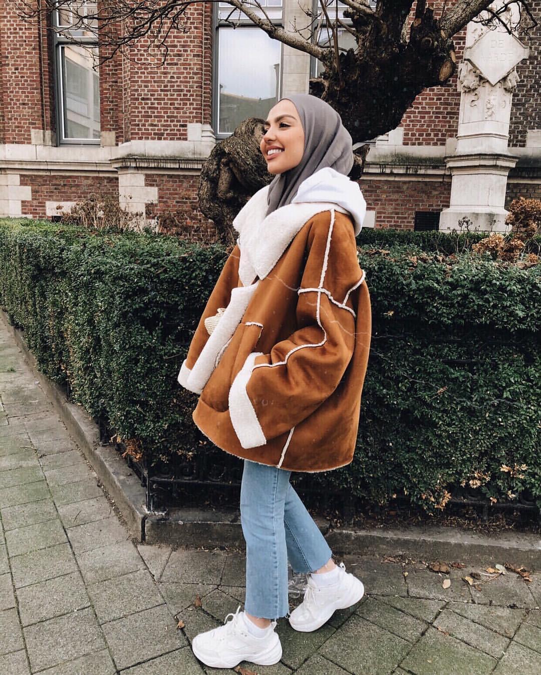 hijab blogger sauf.etc