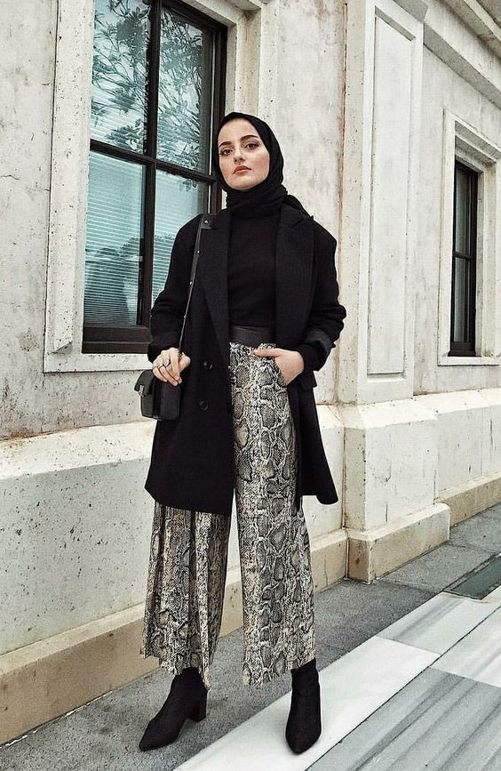 hijab fashion trend street style
