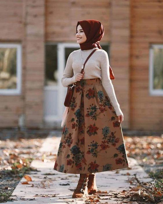 hijabioutfitsstreetstyle