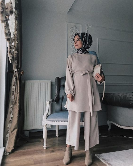 set style ideas for hijab