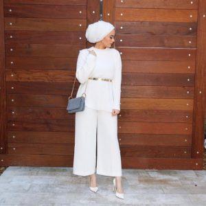tunic suit hijab