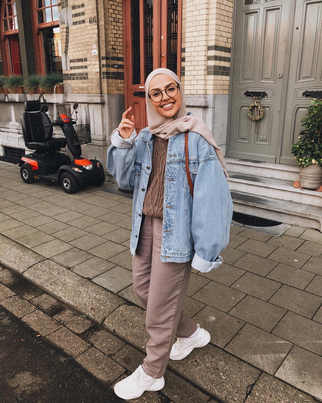 Winter Hijab Outfit Ideas Inspired By Samia The Fashion Blogger