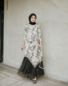 Chic Wedding Guest Outfit Ideas For Hijabis