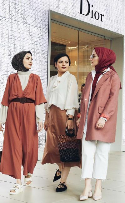 Semi Formal Hijab Outfit Ideas That Everyone Can Copy