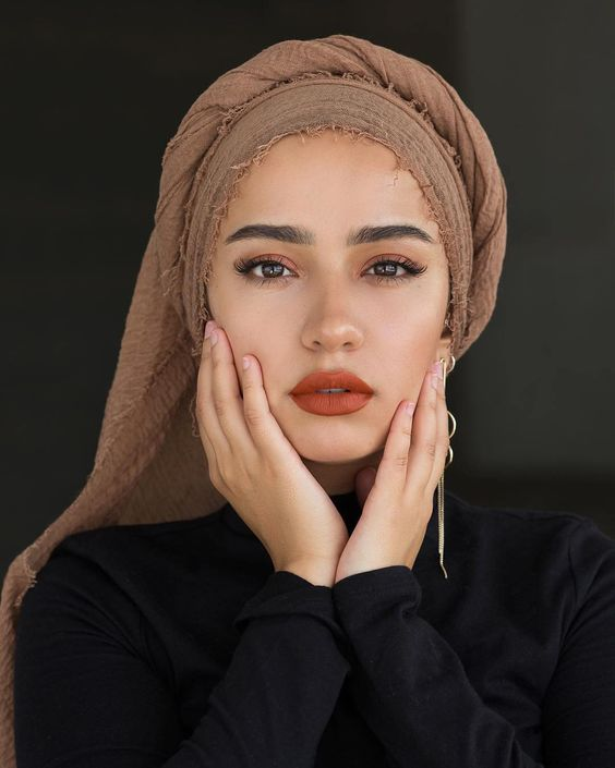 2019 Trend Summer Makeup Look For Hijabis