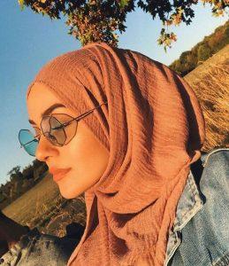 Hijab Crinkle Pashmina
