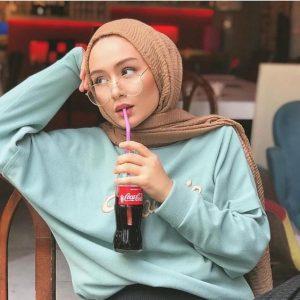 hijab crinkle trend