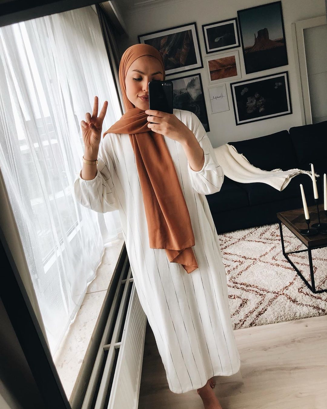 Ultimate Fall Looks Ideas For Hijabis