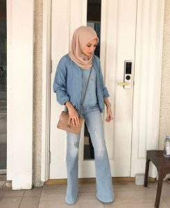 Trend Mini Bag To Complete You Daily Hijab Outfits