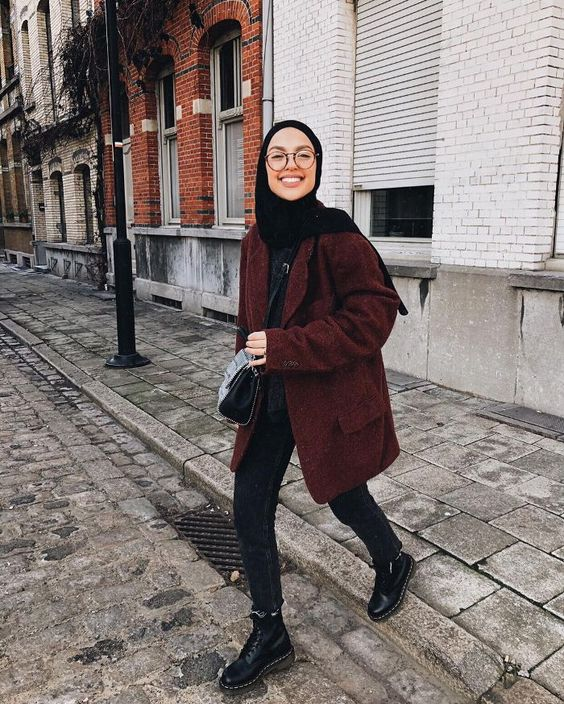 College Hijab Style That Fashion Girls Need To Try