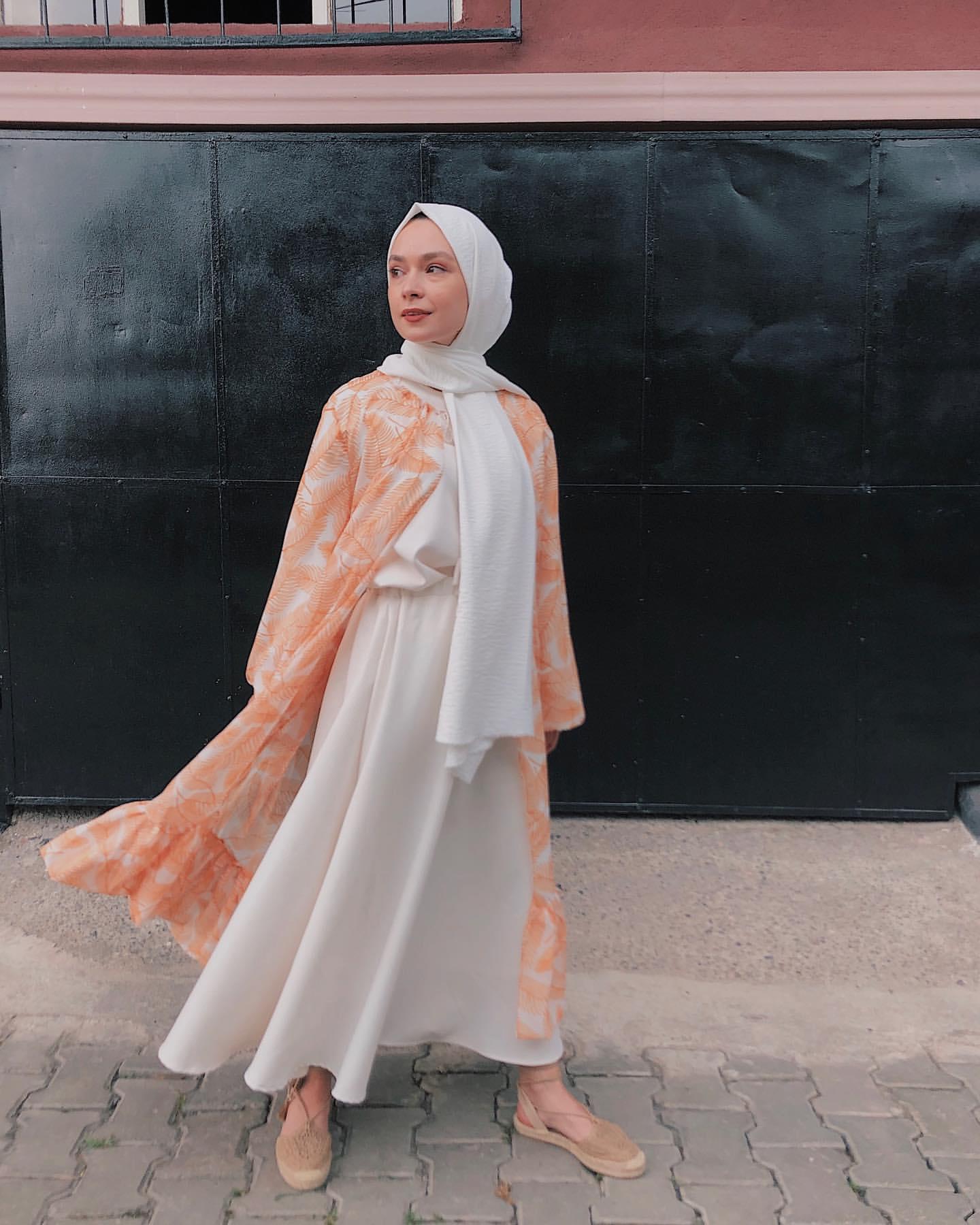 Layering Style hijab