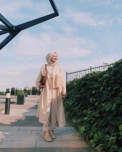 layering style hijab ideas