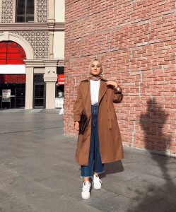 Casual Jeans Style Ideas For Your Hijab Outfit@atalaraleyna