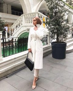 Hijab Fashion Girls Show Us How to Wear this Season's Chicest Outfit Trend