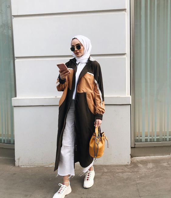 Hijab Fashion Girls